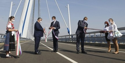 Hídavatás: Európa ma Közép-Európában épül