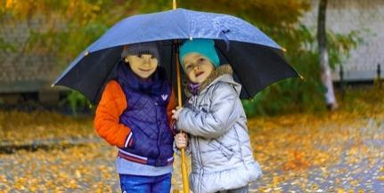 A hét második felében beköszönt az ősz: eső és hűvösebb idő várható
