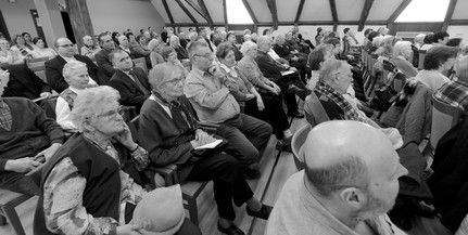 Nem tartják meg az egyházmegye előadásait