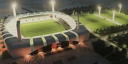 Megjelent a kormányhatározat az új pécsi stadionról – 8000 fős aréna épül a városban