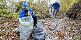 Több száz köbméter hulladék összegyűjtésére készülnek a Duna és a Dráva mentén