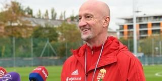 Tünetmentes Marco Rossi, a válogatott kapitánya