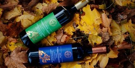 Villányi vörös és pécsi fehér a PTE hivatalos bora