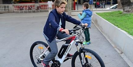 Hétfőtől lehet pályázni az elektromos biciklikre