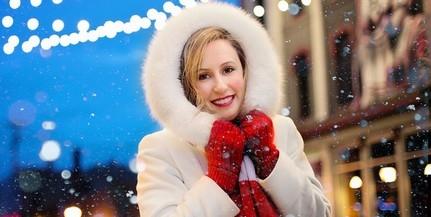 Fehér lehet december első hete, havazással és hideggel köszönt be a tél