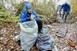 A baranyai erdőkből is rengeteg szemetet szállítottak el