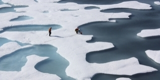 A kutatókat is meglepte, mennyit gyorsult a jégolvadás