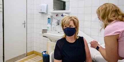 Kedvező az orosz vakcina fogadtatása a vidéki oltópontokon