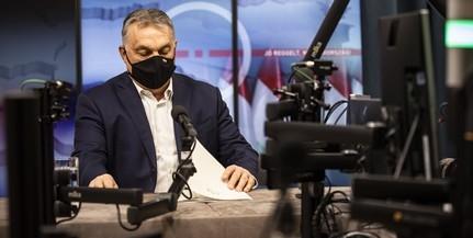 Orbán Viktor: segítünk a nehéz helyzetbe kerülteken