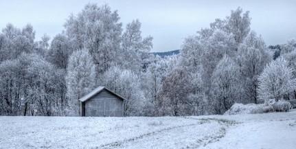 Már csak ez hiányzik: éjjel havazás is várható