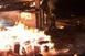 Teljesen felemésztett a tűz egy épületet Baranyában