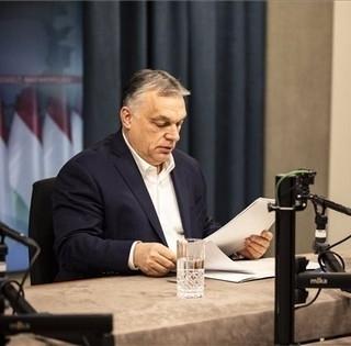 Orbán Viktor: a következő hat hét döntő lesz, júniusra kint leszünk a vízből