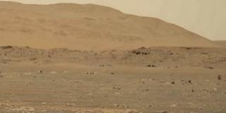 Így zümmög a NASA helikoptere a Marson - Videó!