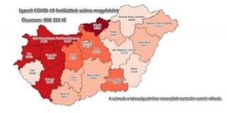 Egyetlen új fertőzöttet sem azonosítottak Baranyában