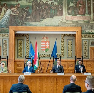 A régió szempontjából is meghatározó fejlesztések előtt áll a Pécsi Tudományegyetem