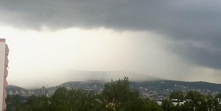 Vasárnap ismét nagy vihar csaphat le Baranyára