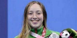 Ez igen! Újabb ezüstérmet szerzett a pécsi úszó, Konkoly Zsófia Tokióban