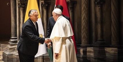 A keresztény Magyarország megvédését kérte Orbán Viktor