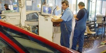 Öt helyszínen ellenőrzik az autók műszaki állapotát Pécsett hétfőtől