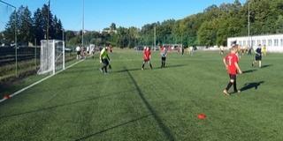 Háromszázan fociztak hétvégén egy jót Baranyában