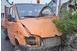 A kaput áttörve lopott teherautót egy férfi Mohácson