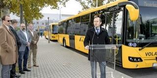 Új buszok álltak forgalomba, Pécsen, Mohácson és Komlón is találkozhatunk velük