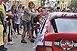 A világ első komponált autókürt-hangversenyét rendezték a téren