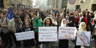 Az Emmi szerint már nincs miért tüntetniük a diákoknak