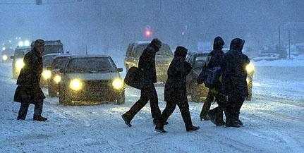 Az elmúlt száz év során Pécsett volt legtöbbször havas a karácsony, de ez már történelem