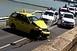 Taxist üldöztek a rendőrök a fővárosban
