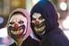 Horrorbohócok zaklatják az embereket Németországban