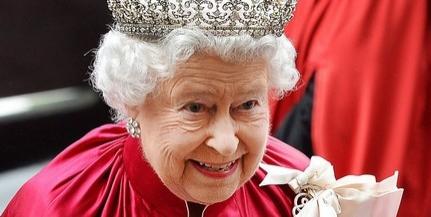 Megünnepelték a brit uralkodó hivatalos születésnapját