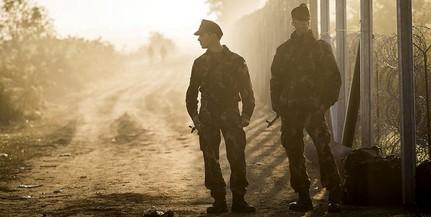Több mint 700 katona kapott ételmérgezést