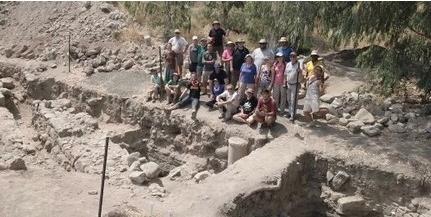Apostolok városára bukkantak izraeli régészek