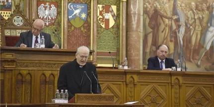 Erdő Péter: a kereszténység egész Európa öröksége