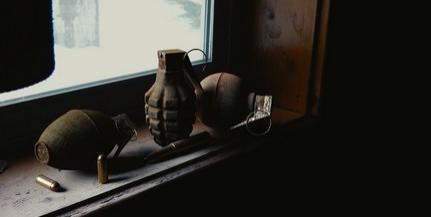 Megsemmisítették a fővárosban talált kézigránátot