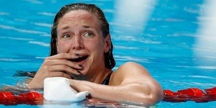 Hosszú Katinka lett a második legjobb női sportoló