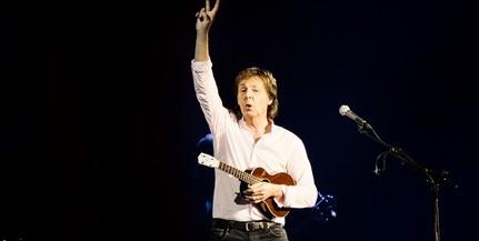 Animációs film készül Paul McCartney mesekönyvéből